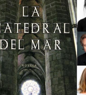"""Michelle Jenner, Laura Domínguez y Tristán Ulloa en el reparto de """"La Catedral del Mar"""""""