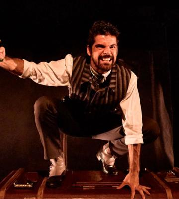 """""""Dr. Darwin & Mr. Hyde"""", en el Teatro María Guerrero del 21 al 30 de septiembre"""