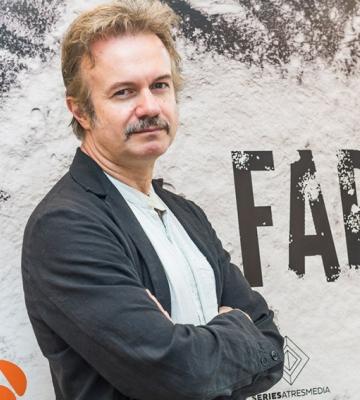 """Tristán Ulloa protagoniza """"Fariña"""""""
