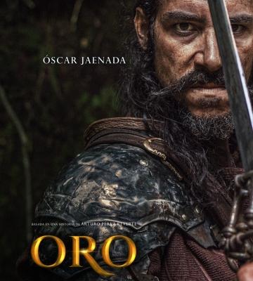 """Óscar Jaenada estrena """"Oro"""" el próximo 10 de noviembre"""