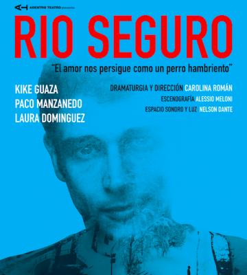 """Laura Domínguez protagoniza """"Río Seguro"""""""