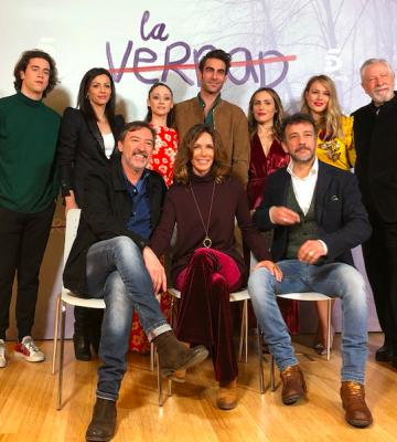 """Ana Álvarez estrena la serie """"La Verdad"""""""