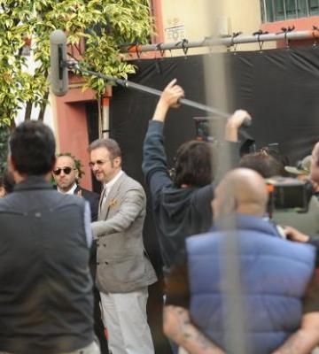 """Tristán Ulloa se suma al rodaje de """"Snatch"""""""