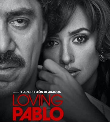 """Óscar Jaenada en el reparto de """"Loving Pablo"""""""