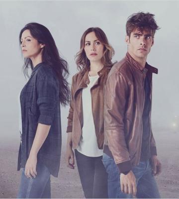 "Ana Álvarez en el reparto de la serie ""La Verdad"""