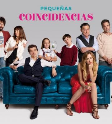 """Alicia Rubio protagoniza """"Pequeñas coincidencias"""""""