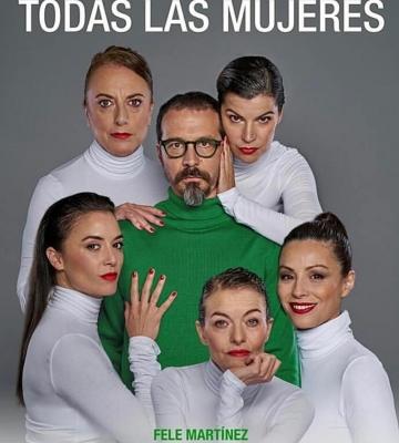 "Ana Álvarez se incorpora al reparto de ""Todas las mujeres"""