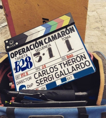 Comienza el rodaje de 'Operación Camarón', en localizaciones de Sevilla y Cádiz