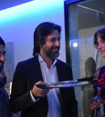 Arranca el rodaje de NASDROVIA, la nueva serie original de Movistar + protagonizada por Leonor Watling y Hugo Silva