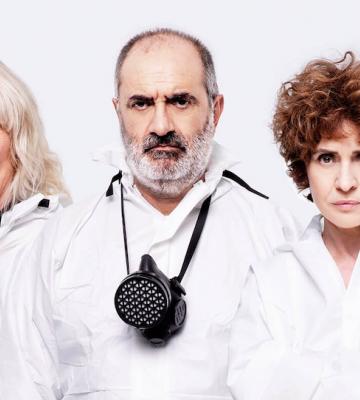 "Joaquín Climent protagoniza la obra teatral ""Los Hijos"""