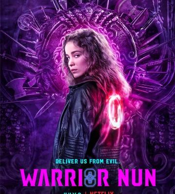 'Warrior Nun' se estrenará el 2 de julio en Netflix