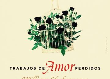 """Silma López protagoniza """"Trabajos de Amor Perdidos"""" de William Shakespeare."""