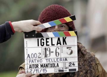 'Igelak', de Patxo Telleria, se estrenará en el Zinemaldia