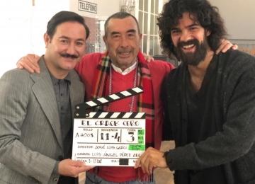 Miguel Ángel Muñoz arranca rodaje a las órdenes de José Luis Garci