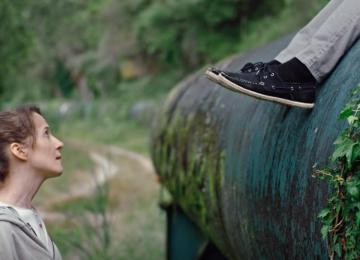 """""""Trote"""" en cines. Con Tamara Canosa dirigida por Xacio Baño"""