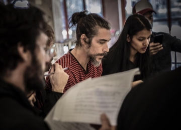 La serie sobre Hernán Cortés comienza a rodarse en México