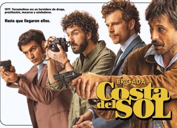 """Hugo Silva, Cayetana Cabezas y Julián Villagrán estrenan la serie """"Brigada Costa del Sol"""""""